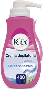 mejores productos para hombre cremas depilatorias veet ducha dosificador piel sensible