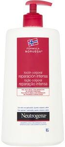 mejores productos para hombre cremas hidratantes neutrogena locion corporal reparacion intensa piel seca