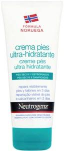 mejores productos para hombre cremas pies neutrogena cuidado pies ultra hidratante