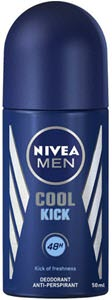 mejores productos para hombre desodorantes nivea men cool kick roll on