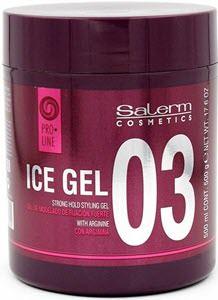 mejores productos para hombre gomina pelo salerm cosmetics proline ice gel