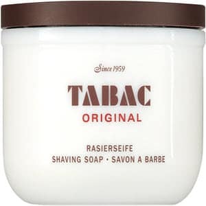 mejores productos para hombre jabones de afeitar tabac shaving soap