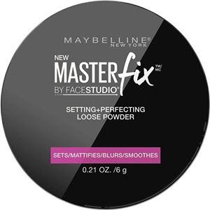 mejores productos para hombre maquillaje maybelline master fix polvo translucido