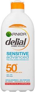 mejores productos para hombre protectores solares garnier delial sensitive leche solar pieles claras sensibles ip50