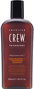 mejores productos para hombre shampoos champu american crew hair recovery hairloss thickening