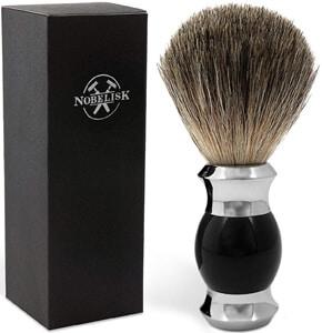 Mejores productos para hombre brochas de barba y bigote nobelisk brocha premium ballta