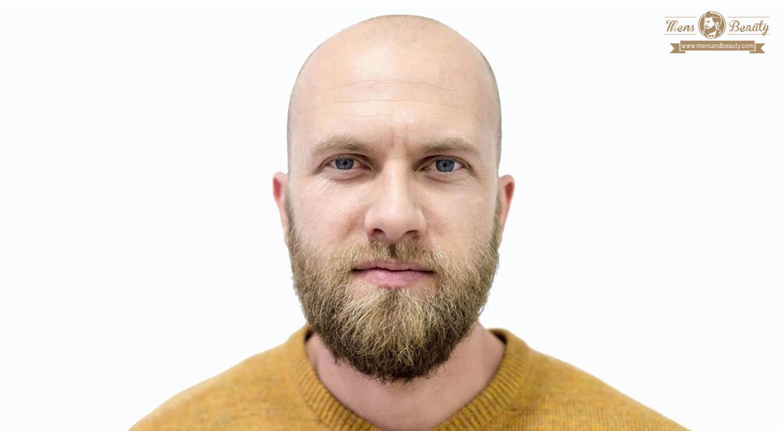 mejores cortes de pelo hombre poco pelo entradas afeitado rapado