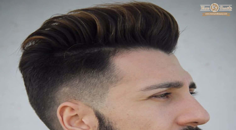Cortes de cabello corto para hombres gordos