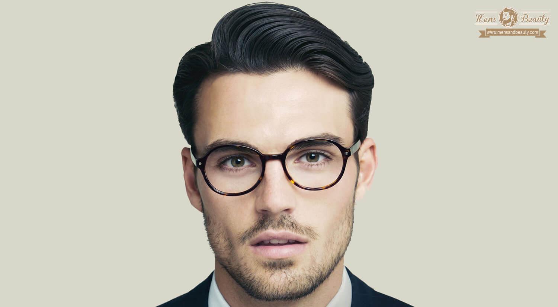 mejores cortes de pelo hombres repeinado peinado arreglado