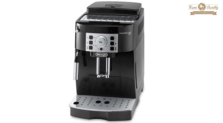 mejores maquinas cafe cafeteras express molinillo magnifica s ecam delongui