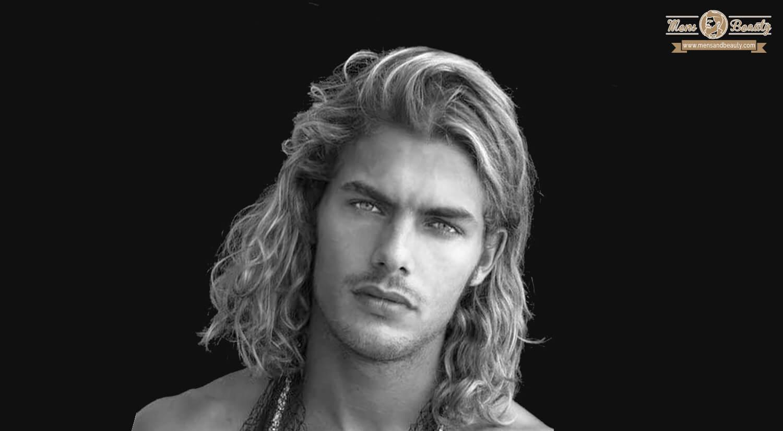 mejores peinados cortes de pelo hombre cabello largo estilo surfero