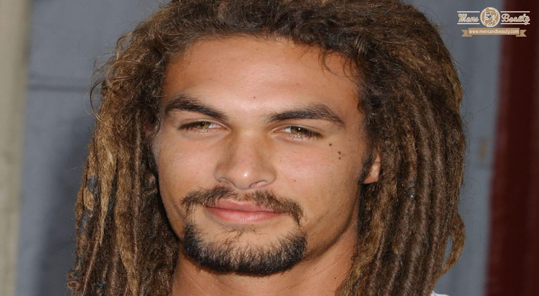 mejores peinados cortes de pelo hombre cabello largo rastas