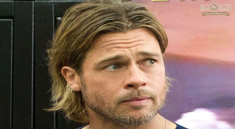 mejores peinados cortes de pelo hombre cabello largo raya en medio