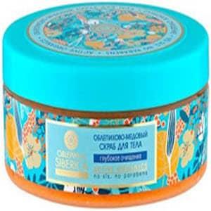 mejores productos hombre cremas exfoliantes corporales oblepikha siberica oblepikha and honey body scrub
