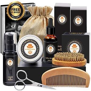 mejores productos para hombre kits de barba y bigote xikezan