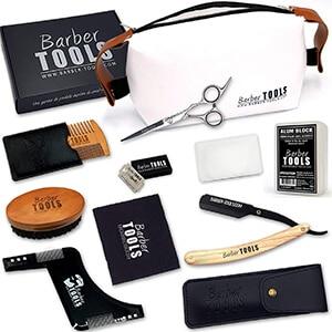 mejores productos para hombre kits de barba y bigote barber tools