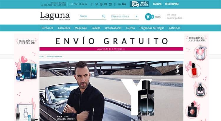 mejores tiendas belleza hombre cosmetica masculina perfumeria online perfumeria laguna