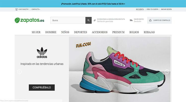 mejores tiendas comprar moda belleza calzado hombre zapatos