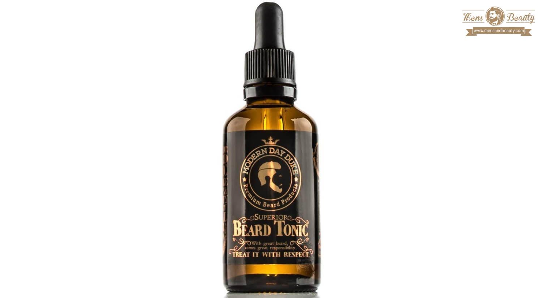 productos para estimular el crecimiento de la barba hacer crecer la barba modern day duke superior beard tonic