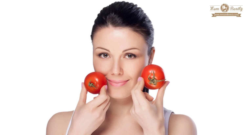 remedios caseros y productos naturales para potenciar el crecimiento de la barba mascarilla de tomate