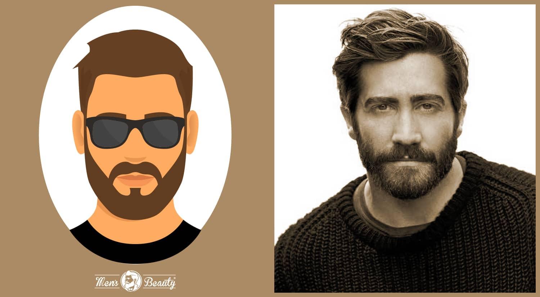 types de barbes styles coupes complètes de barbe