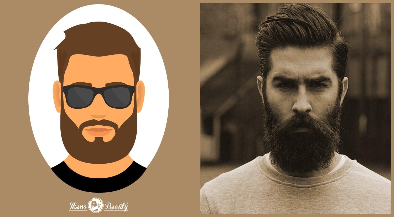 types de barbes styles cortes garibaldi