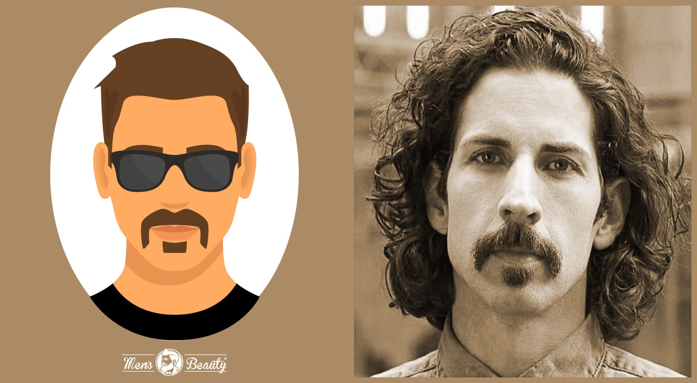 tipos de barbas estilos cortes zappa