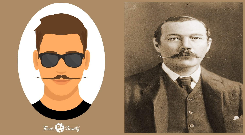 tipos de bigotes estilos cortes ingles