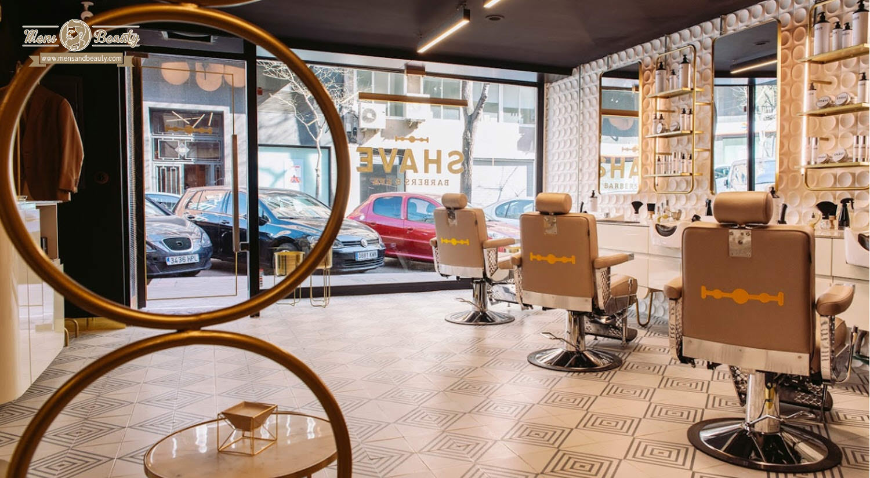 barberia peluqueria hombre madrid shave barbers spa alcantara 71 madrid