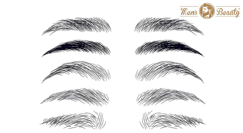 Cejas De Hombre ▷ depilación de cejas, tipos y 10 accesorios de hombre 🥇
