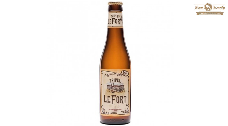 mejores cervezas del mundo tipo lager lefort tripel
