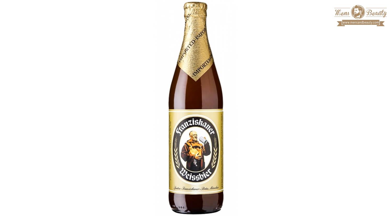 mejores cervezas del mundo tipo trigo franciskaner weissbier