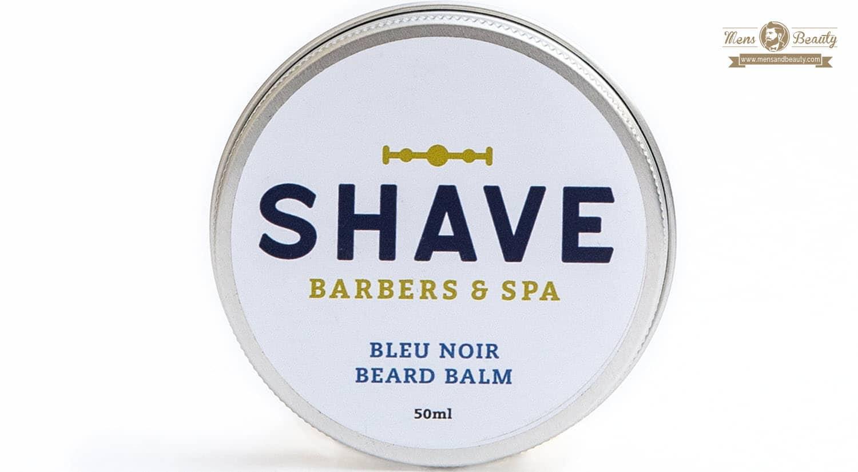 mejores productos belleza para hombre shave barbers spa the shave club balsamo barba bigote bleu noir beard balm