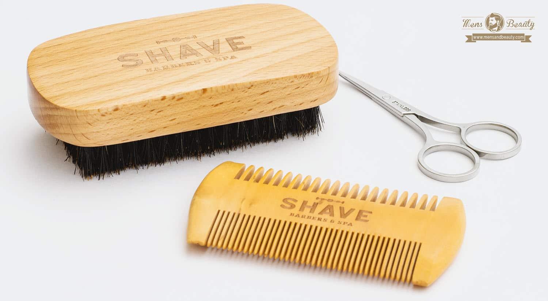 mejores productos belleza para hombre shave barbers spa the shave club cepillo barba bigote