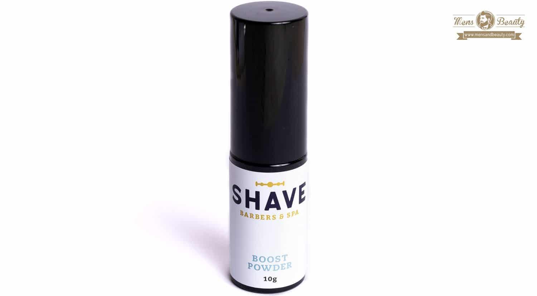mejores productos belleza para hombre shave barbers spa the shave club polvo pelo fijador boost powder