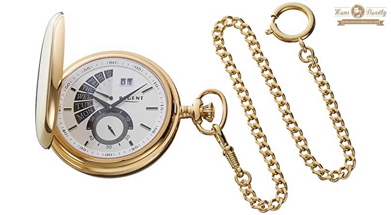 mejores relojes de bolsillo hombre calidad regent 11370100