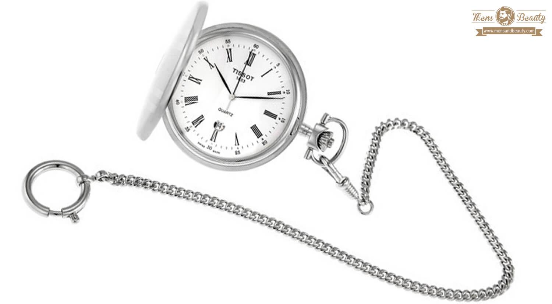 mejores relojes de bolsillo hombre calidad tissot t83655313