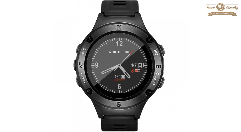 mejores relojes digitales deportivo hombre calidad baratos north edge fourier2 watch