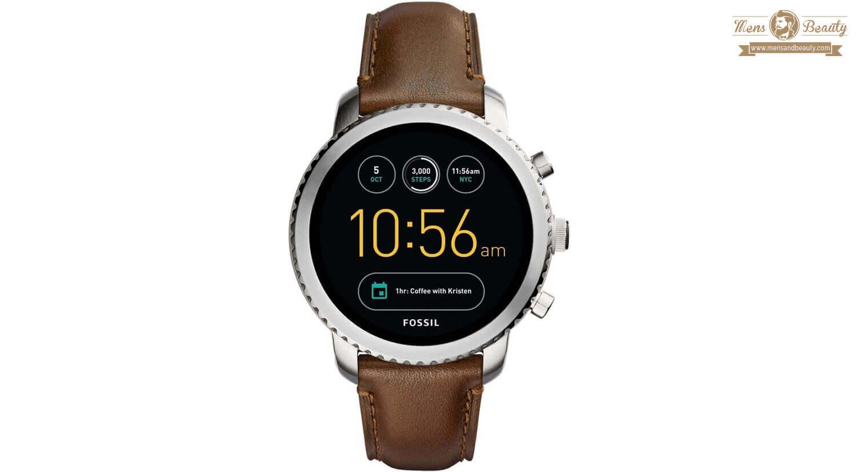 mejores relojes digitales deportivos hombre calidad baratos fossil ftw4003