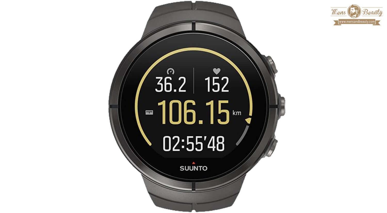 mejores relojes digitales deportivos hombre calidad baratos suunto spartan ultra stealth titanium