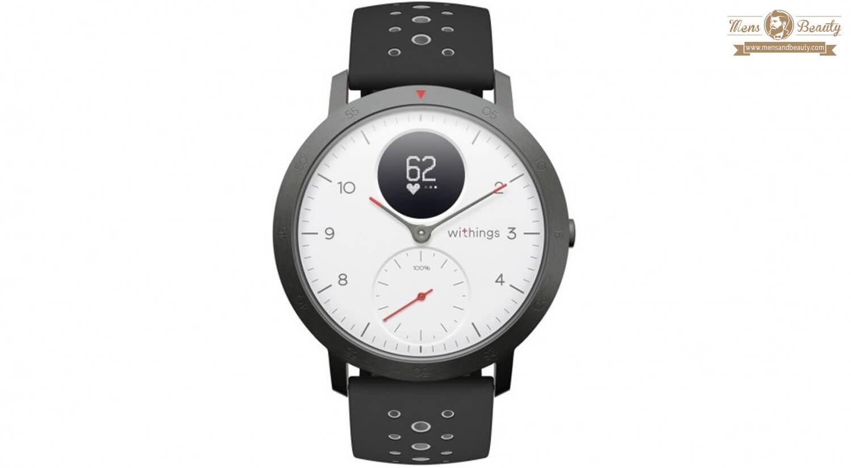 mejores relojes digitales deportivos hombre calidad baratos withings steel hr sport