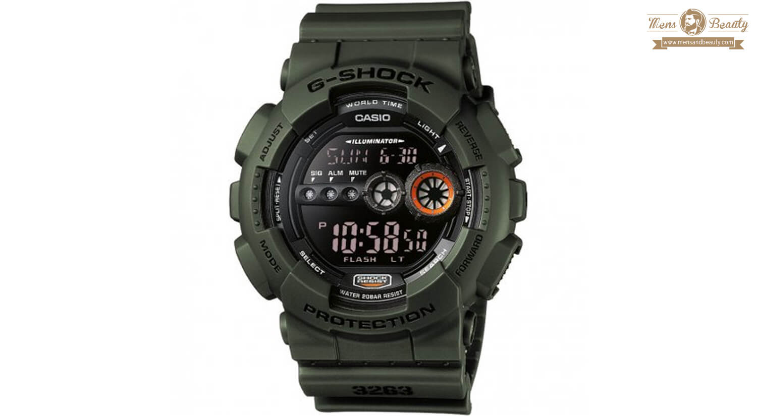 mejores relojes digitales hombre calidad baratos g shock classic style gd 100ms 3er military stealth