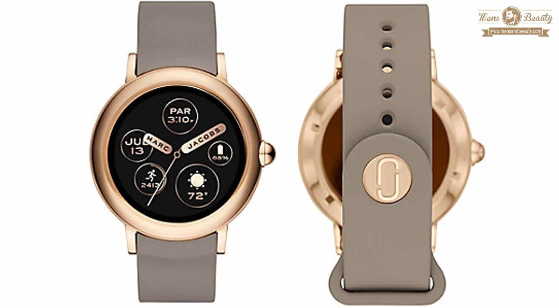 mejores relojes inteligentes smartwatch hombre calidad baratos marc jacobs riley touchscreen