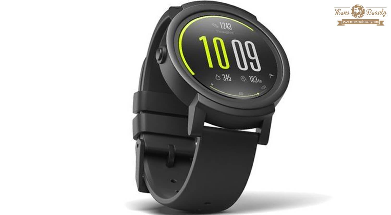 mejores relojes inteligentes smartwatch hombre calidad baratos tic watch, mobvoi