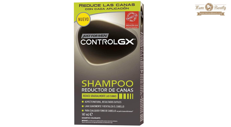 mejores tintes pelo hombre champu reductor canas justformen controlgx