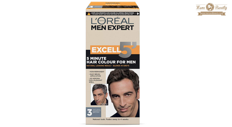 mejores tintes pelo hombre colorante canas loreal menperfect