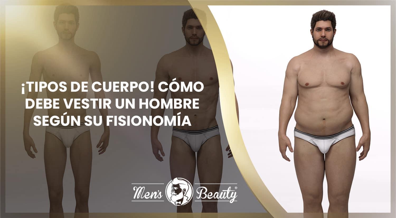 tipos de abdomen masculino