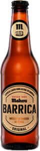 mejores cervezas industriales espana mahou barrica original