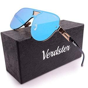 mejores gafas sol hombre aviador oversize verdster