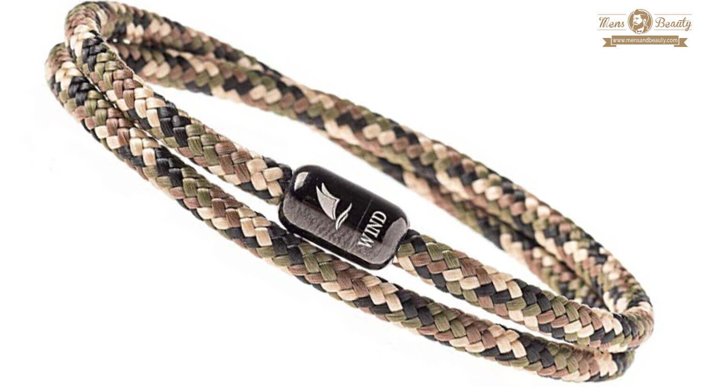 mejores pulseras para hombre cuerda constantin nautics pulsera hecha a mano